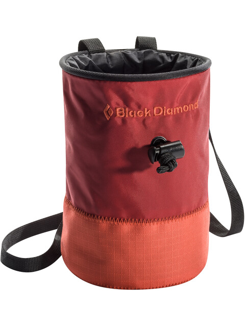 Black Diamond Mojo Repo Chalkbag M/L Red